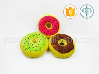 Dog Doughnut Plush Pet Toys