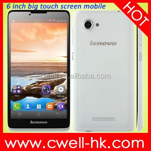 Best price for Original Lenovo Smartphone A889 Android Phone Quad Core 6 inch