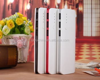 Factory price mobile phone USB 2600mah portable battery