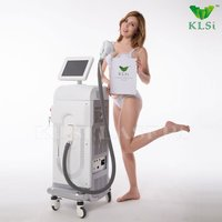 High quality with huge spot size 808nm diode laser hair removal and skin treatment machine