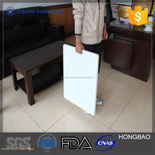 HDPE board, die cutting board, polyethylene cutting board