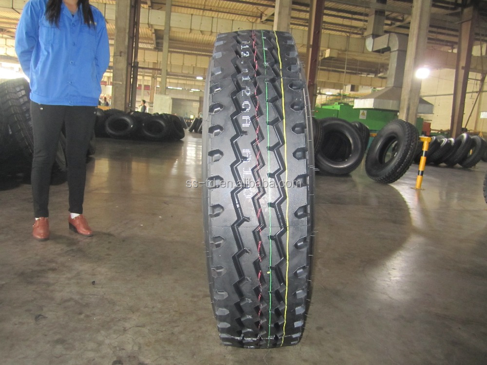 Three-A Yatai Brand Radial Truck Tire All Position Pattern