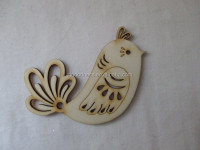 Wooden Craft die cut custom cutting shapes