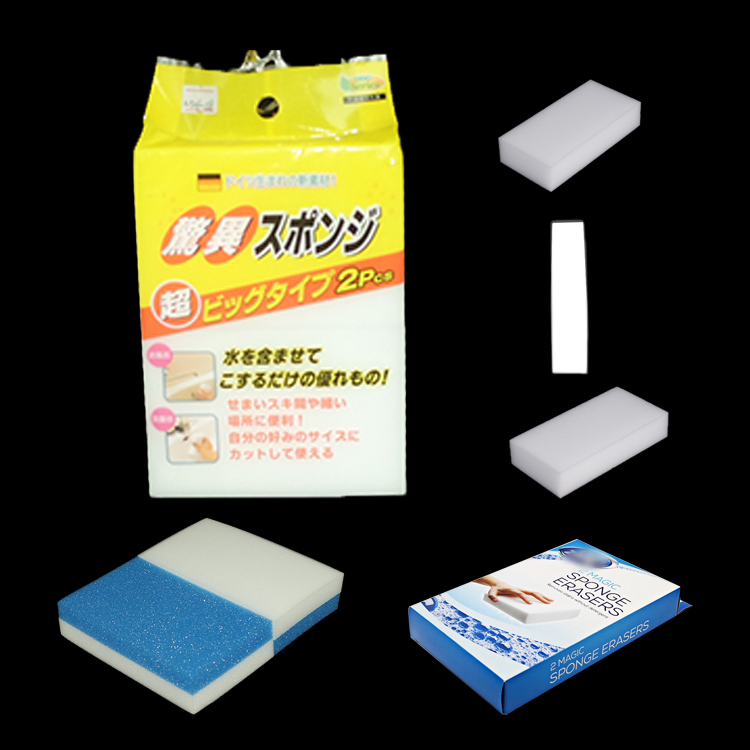 kitchen cleaning heavy duty magic sponge scouring pad