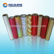 PET Holographics Hot Stamping Foil