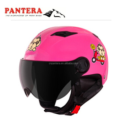Stylish ECE approved ABS motorcycle safety helmet