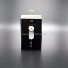 Motorista iflash unidade flash usb otg para iphone