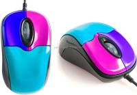 For Computer Accessory High Quality Mini USB Wired Mouse