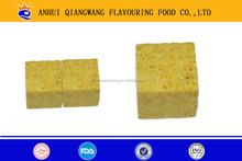 4g/piece, 10pieces/box, 160boxes/carton, HALAL chicken bouillon beef fish flavour stock cube seasoning cube