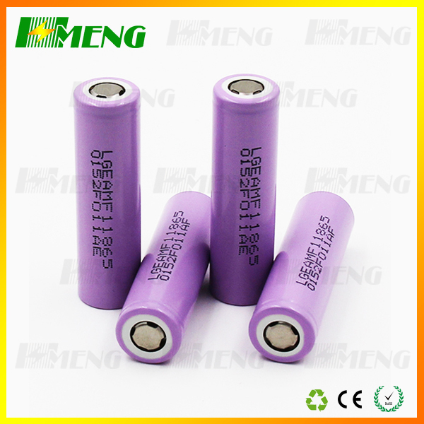 Hot sales LG MF1 2200mah 18650 rechargeable cell battery 3.7V 10A Li-ion