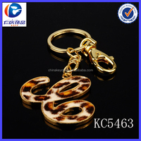 new product metal key chain keychain snake