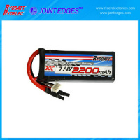Li-Polymer 7.4V 2200mAh 30C battery pack