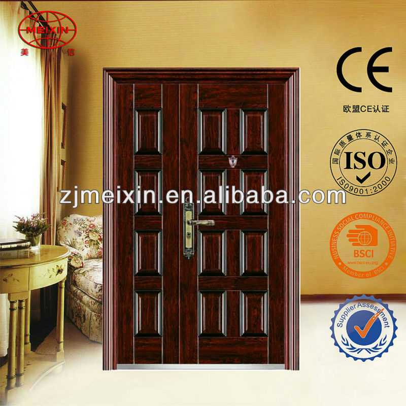 Son & Mother Steel Entry Door MX-060-Z