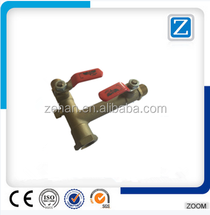 New Products Three Way Brass Ball Valve For Water