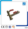 Three Way Brass Ball Valve