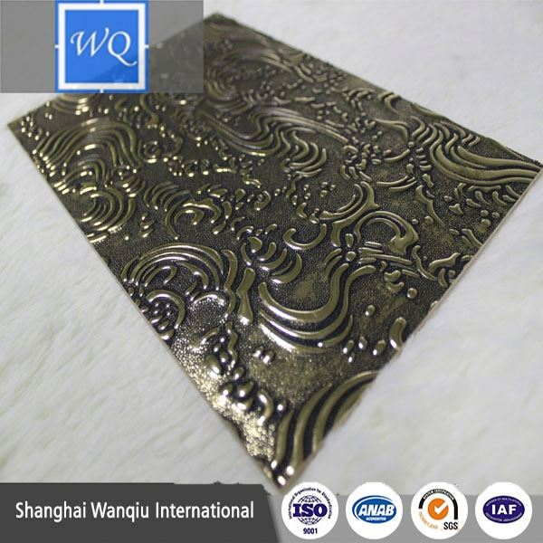 3D Embossed Decorative MDF Sheet Wood Wall Panel