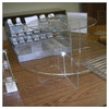 Exquisite technology cheap acrylic dining table and chairs