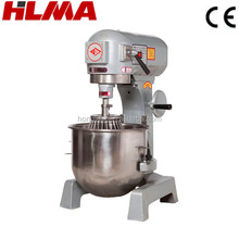 machinery making b20f food mixer made in china