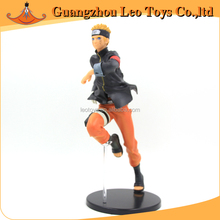 Custom Made Plastic PVC Uzumaki Naruto Anime Action Figure Toy