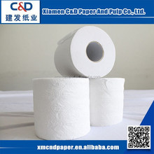 2015 Hot Sell 2Ply Recycled Bathroom Tissue, Wholesale Price Toilet Tissue Paper Roll