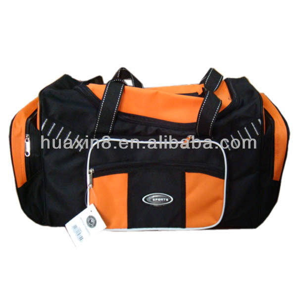Trendy pro personalized sports gym bags, quality sports bag