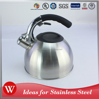 Chinese heat resistant stainless steel water jug non-electric tea kettle for all heater