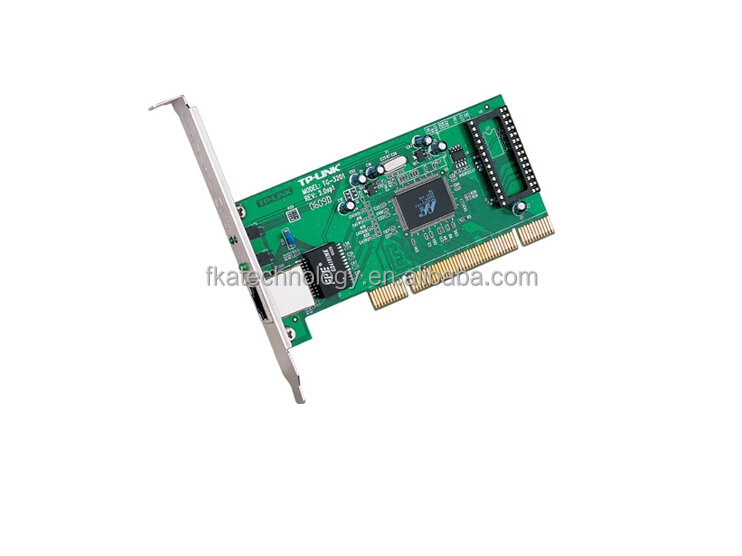 Gigabit PCI Network Adapter TG-3201 TP-LINK Graphic Card