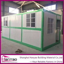 Light Steel Structure Prefab House Prefabricated Container House