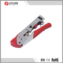 Safety hand tools for F/BNC/RCA crimping plier