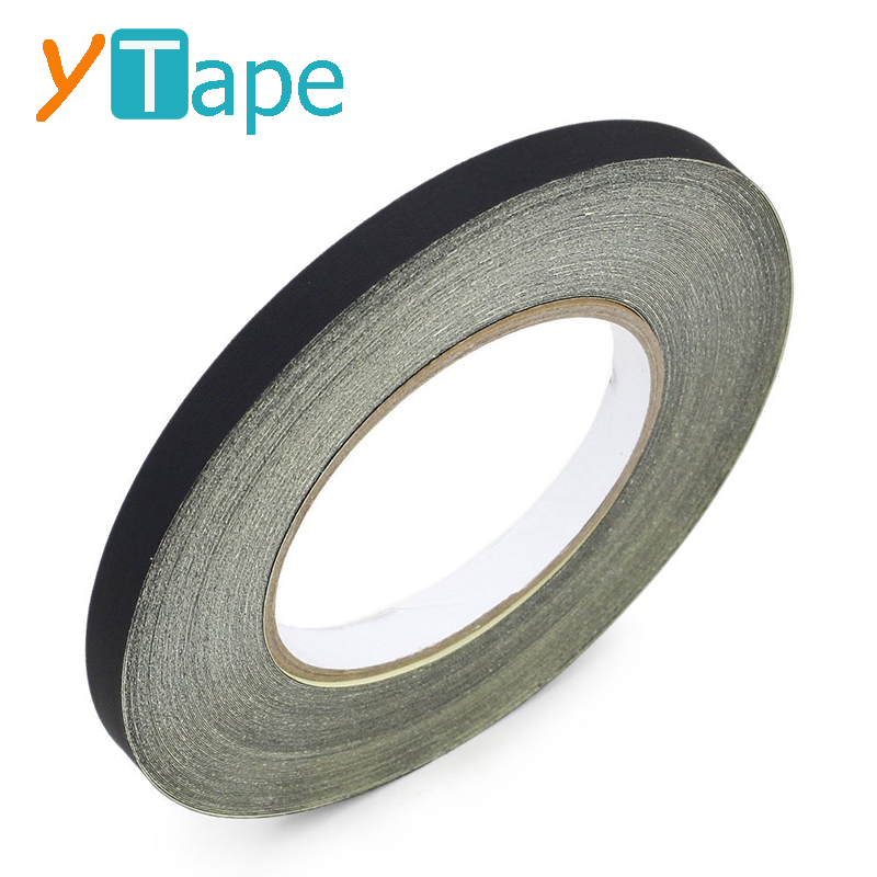 Heat Resistant White and Black Acetate Cloth Tape Free <strong>Sample</strong>