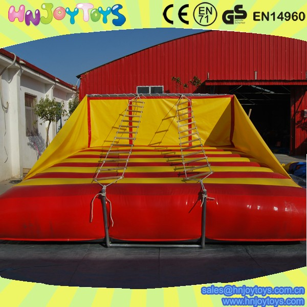 inflatable rope ladders game for sale, New Inflatable Games for High School