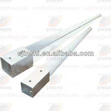 galvanized round post anchor for Boards and Banners