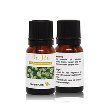 Soothing calming skin natural chamomile pure essential oil set