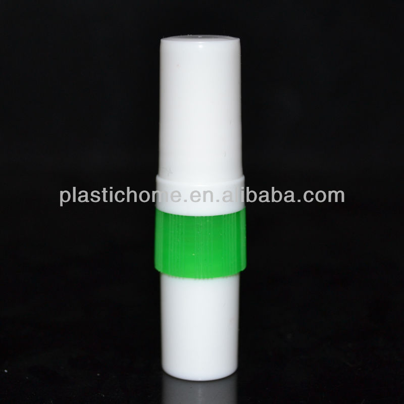 2 in 1 plastic inhaler container