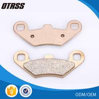 Good quality atv spare parts low price wholesale brake pads