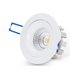 Best selling 8w 83mm recessed led downlight fixtures dimmable DIM2WARM with CE & Nemko Certification