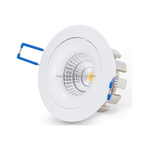 wholesale 9w recessed led downlight with dimmable 83mm passed CE & Nemko