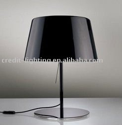 Decorative table lamp modern table light& reading lamps
