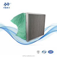 MERV 11 large air volume bag air filters manufacturer