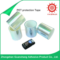 Factory Price Tape Adhesive Transparent Protective Film For Mobile