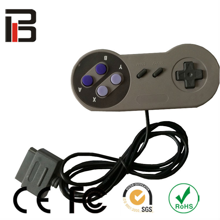 Manufacture in SZ for SNES controller for NES for super nintendo controller as christmas