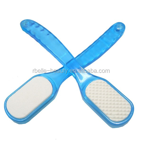 Professional Pedicure Callus Remover Plastic Foot File