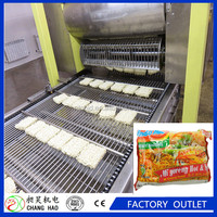the newest instant noodle machine/Industrial noodle making machine