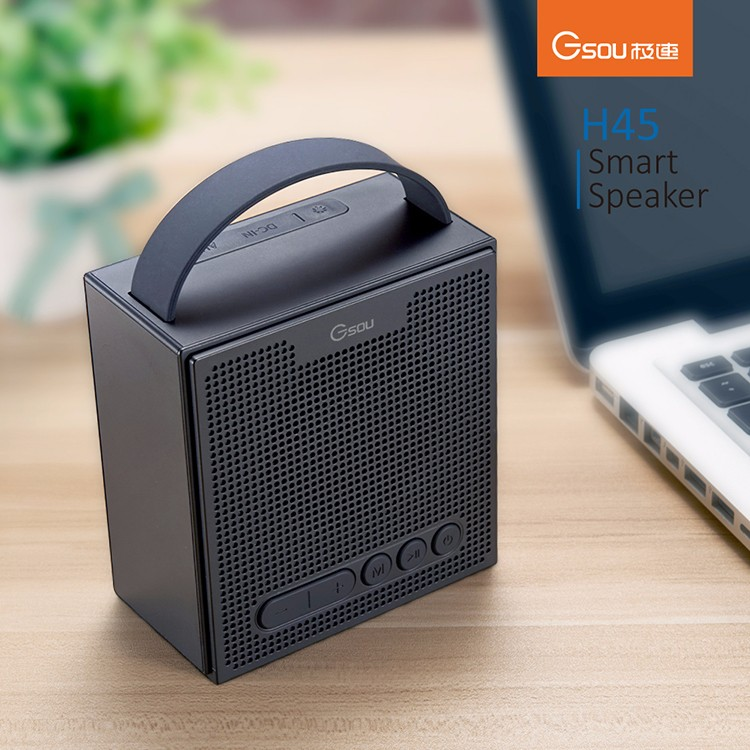 Multimedia Mini V4.0 Bluetooth Speaker with Stereo Wireless Bluetooth Speaker