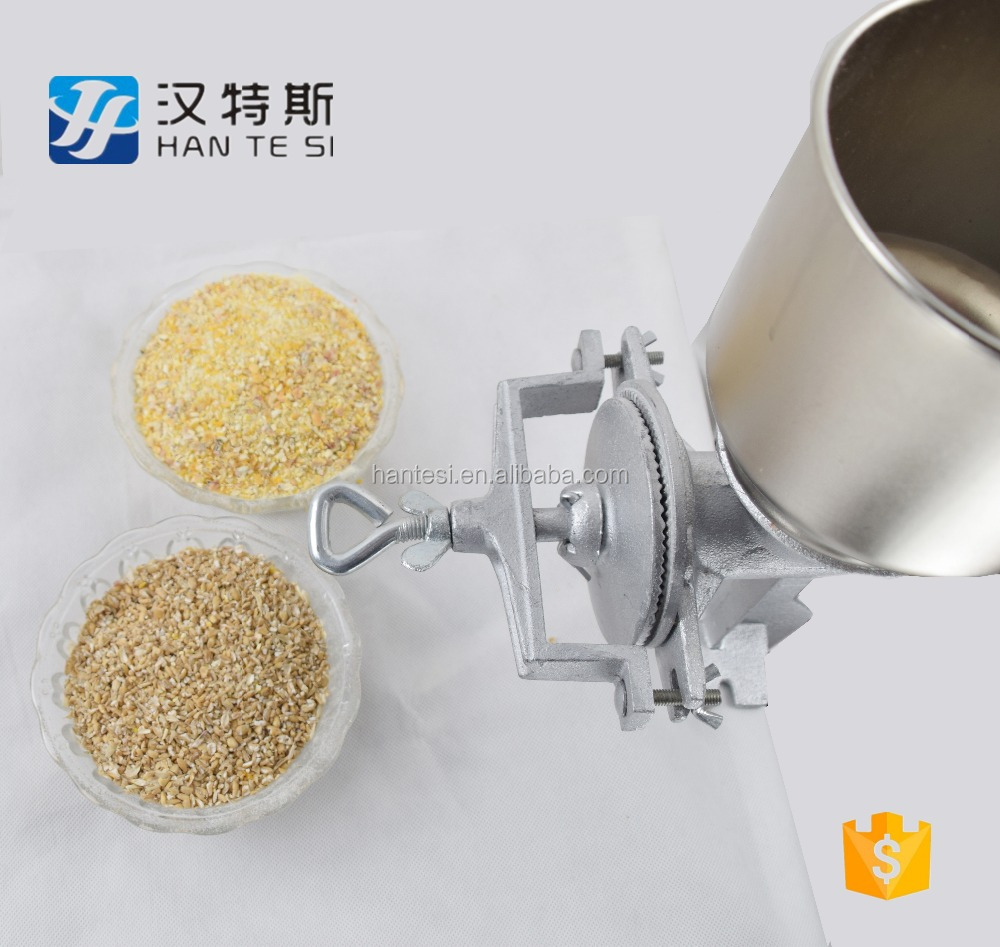 Cheapest Manual Hand Operated Corn Grinder Grain Mill Corn Mill