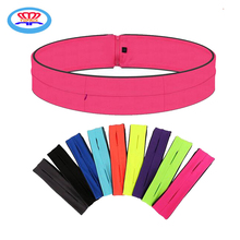 hot selling flip elastic run belt from factory
