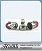 China supplier 608rs carbon bearing 608zz skate bearing widely used in inline skateboard
