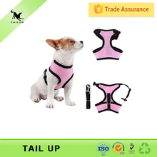 TAILUP Hot sale easy walk soft mesh harness wholesale dog vest