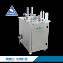 Cartridge Filling Machine for Liquid Silicone Sealant