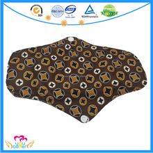 Waterproof Menstrual Pad Bamboo Ladies Cloth Sanitary Pad
